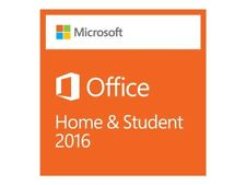 79G-04677    Microsoft Office Home and Student 2016 - Box pack - 1 PC