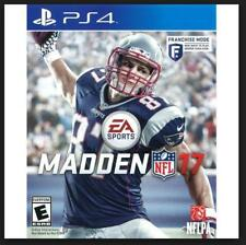 Madden NFL 2017 - USED - (Playstaion 4) PS4 **FREE SHIPPING!! Disc Only
