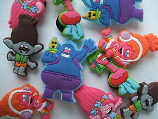 SHOE CHARMS (R5) - inspired by TROLLS -