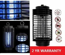 Moth Fly Wasp Bug Insect Killer Pest Repeller Electric Mosquito Zapper Lamp Trap