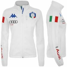 KAPPA FISI FSK TEAM 6CENTO 688 LADY MASK GIACCA DONNA AntiPilling SCI NEVE 908nc