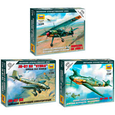 "ZVEZDA Model Kits ""German Aircrafts Air Force 1939-45 WWII"""