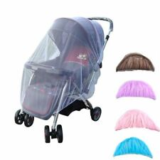 Baby Stroller Pushchair Mosquito Insect Shield Net Safe Infants Protection Mesh