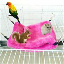 Small Pet Hamster Bed House Hammock Warm Squirrel Hedgehog Guinea Pig Bed wk.