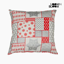 Loom in Bloom Cuscino Rosso (45 x 45 cm) - Little Gala Collezione by Loom In Blo