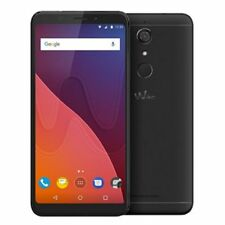 "BB S0211302 Smartphone WIKO MOBILE VIEW16+3BLACK FHD 5,5"" 4G"