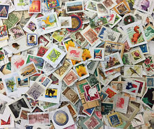 WORLD Kiloware Charity Direct  Unsorted Used Stamps on Paper NO GB
