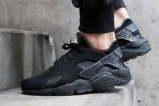 Nike Air Huarache Black Mono ***Various Sizes UK 8, 8.5, 9, 10, 11*** BRAND NEW