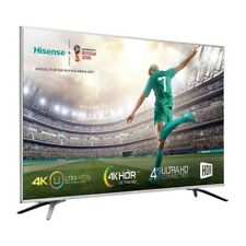 "BB S0214161 Smart TV Hisense 50A6500 50"" 4K UHD DLED Plateado"