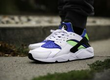 Nike Air Huarache Scream Green ***8.5 UK, 9 UK, 9.5 UK, 10 UK Sizes*** BRAND NEW