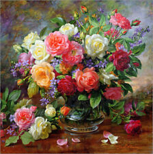 Poster / Toile / Tableau verre acrylique Roses - The Perfecti... - A. Williams