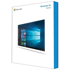 Windows 10 HOME 32/64 Bits Clave Licencia KEY 100% Genuina-Para 1,2, 5 usuarios