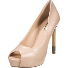 GUESS decollete tacco alto open toe pelle ladies pumps art.HADIE