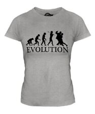 Tango Baile Evolution Of Man Mujer Camiseta Top Regalo Ropa