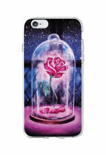 Fundas iPhone 5/5S/SE 6/6S 6+/6S+ 7/7+ 8/8+ X/10 Bella y Bestia * Beauty & Beast