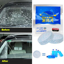 Auto Car Windshield Glass Cleaning Agent Spray Concentrated Effervescent Tablet