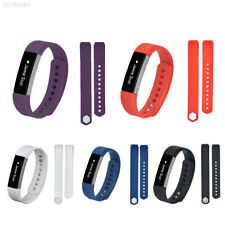 770B SiliconeReplacementSmartWatchStrapSoft Wristband Band For Fitbit Alta HR