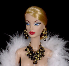 BARBIE  FASHION ROYALTY SILKSTONE BIJOUX JEWERLY SET MIYUKI