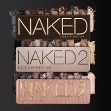 PALETTE NAKED URBAN DECAY 1 , 2 , 3 , 5  Palette Ombretti 12 colori Eyes Shadow