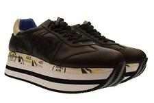 Premiata A18u shoes woman low sneakers with platform BETH 1072