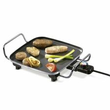 BB S0400113 Piastra da Cucina Princess as Mini Table Grill 1900W