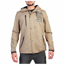 BD 90537 Clemente_man Marrón Geographical Norway Chaqueta Hombre