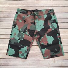 Camouflage Shorts   Paid Army Camo Mens Shorts   Premium Streetwear