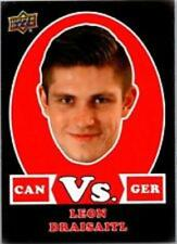 2017-18 UD Canadian Tire Team Canada Vs. YOU PICK - 2 Black cards as well