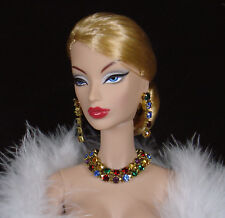 BARBIE  FASHION ROYALTY SILKSTONE BIJOUX JEWERLY SET