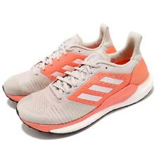 adidas Solar Glide ST W Boost Grey Chalk Coral Women Running Shoe Sneaker BB6615