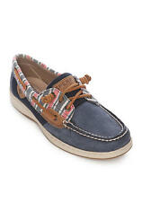 Nuovo Donna Sperry Top-Sider Ivyfish Scarpe in pelle da Barca 6 6.5 7 7.5 8 8.5