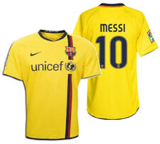 Nike FC Barcelona Lionel Messi Auténtico Player Tema Away Jersey 2008/09