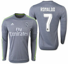 Adidas Cristiano Ronaldo Real Madrid Manches Longues Suite Maillot 2015/16