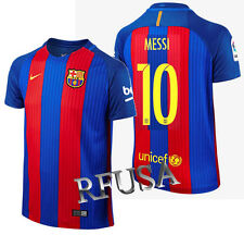 Nike Lionel Messi FC Barcelona Home Youth Camiseta 2016/17