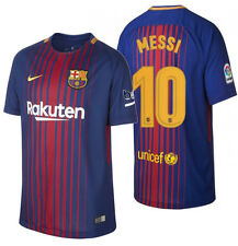 Nike Lionel Messi FC Barcelona Home Youth Camiseta 2017/18