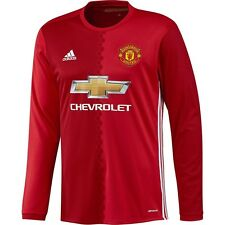 Adidas Manchester United Manches Longues Maillot Domicile 2016/17