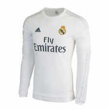 Adidas Real Madrid Manches Longues Maillot Domicile 2015/16