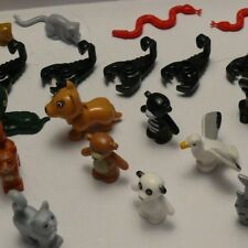 Lego SERIES Animaux Chat Chien Ours Panda Lapin Cheval Oiseau Choose Model NEW !