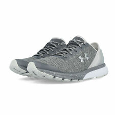 Under Armour Mujer Charged Escape Correr Zapatos Zapatillas Gris Deporte
