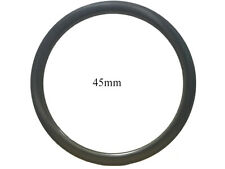 Dimple Carbon Bicycle Rim 45mm Road Bike Rims Clincher/Tubular303 for Bike Wheel