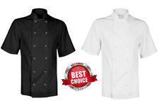 16d9e9e50b2 New Chefs Jacket Coat Chef Hat Uniform Chef s Pant Trousers Chef wear  Catering
