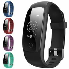 Smart ID107Plus HR Heart Rate Bracelet Monitor ID107 Plus Wristband Health I7I4