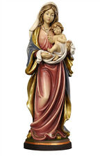 Our Lady of love statue wood carved