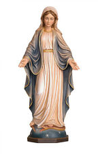 Our Lady of Grace statue wood carving