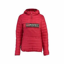 Geographical Norway - Piumino corto - rosso