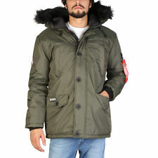 BD 94052 Verde Geographical Norway Chaqueta Hombre