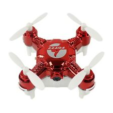FQ777 124C 2.4GHz 4CH 6 Axis Gyro Mini RC Racing Quadcopter Drone with 2.0MP HD