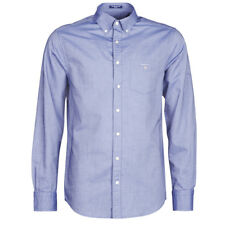 Camicia a maniche lunghe uomo Gant  THE OXFORD SHIRT RED BD   7696295