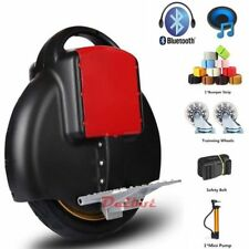 Electric unicycle one wheel skateboard mono wheel  electric scooter overboard