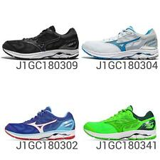 Mizuno Wave Rider 21 Mens Triple Zone Running Shoes Sneakers Trainers Pick 1